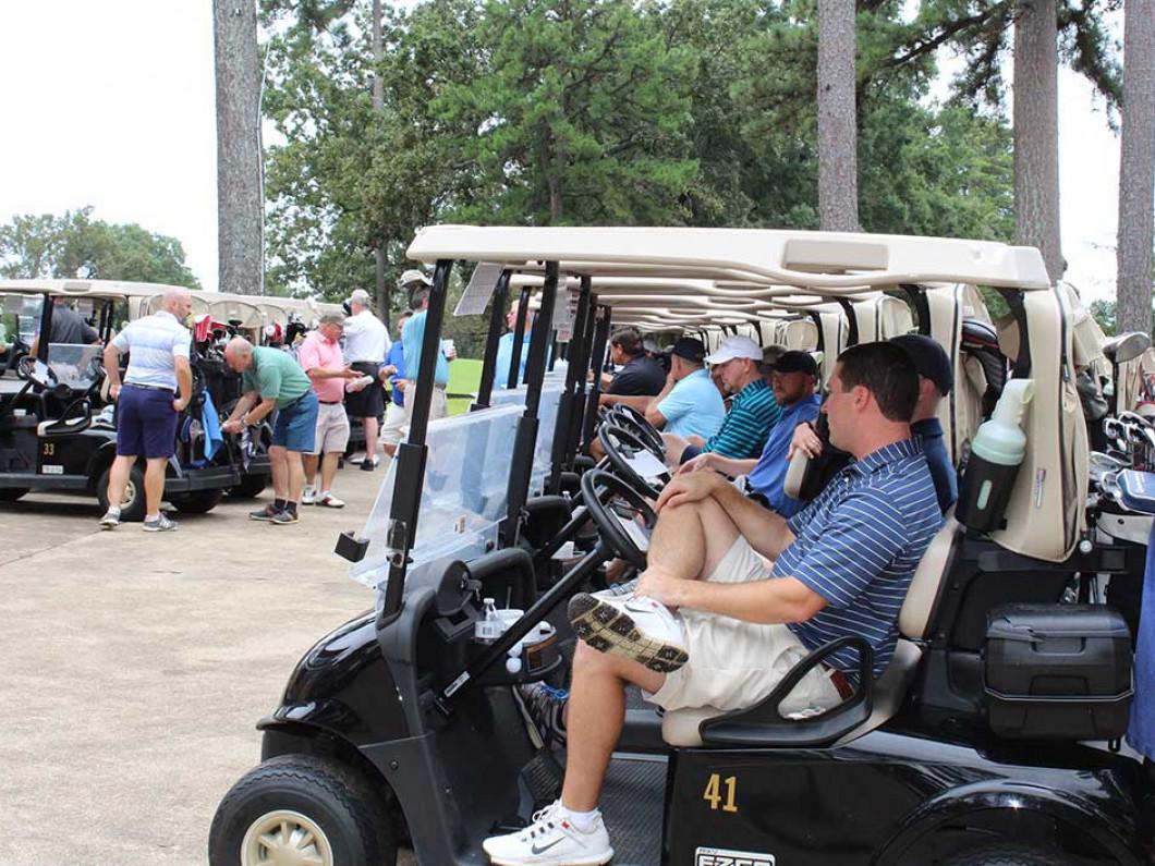 Invitational Golf Tournament.